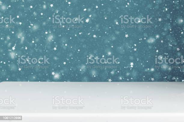 Dark blue starry snowy wall and white table picture id1061212696?b=1&k=6&m=1061212696&s=612x612&h=rrwh5g8mlun8rkjraxye39ujqznbbydbonxoxvycire=