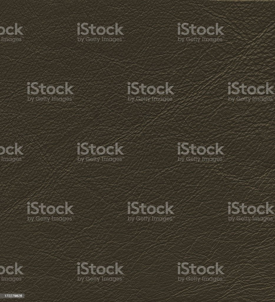 dark brown leather texture royalty-free stock photo