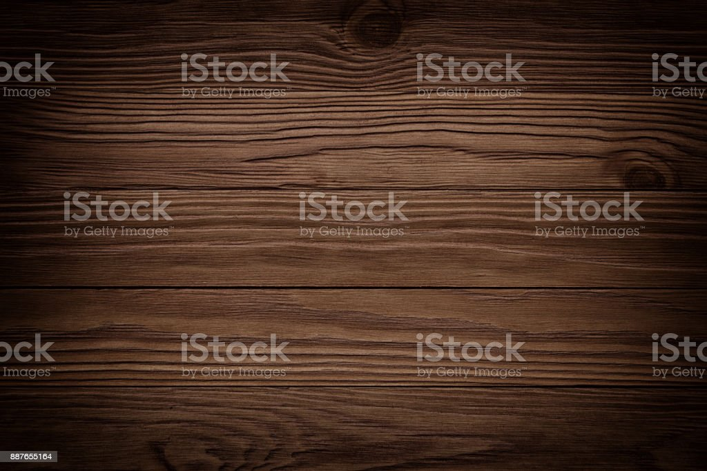 Dark Brown Scratched Wooden Cutting Board Wood Texture Stock Photo Download Image Now Istock