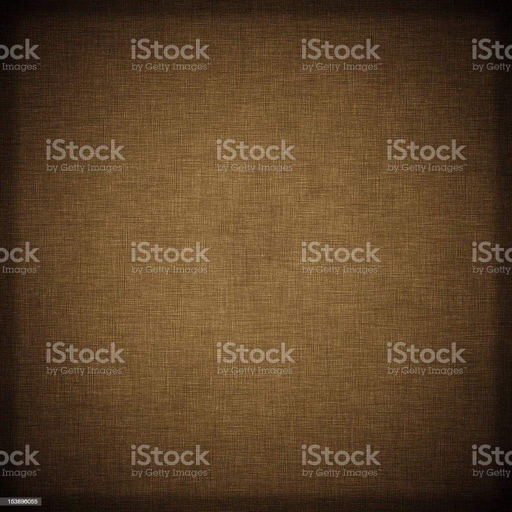 Dark brown vintage textile background stock photo