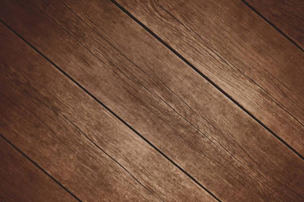 Fondo de madera marrón oscuro - foto de stock