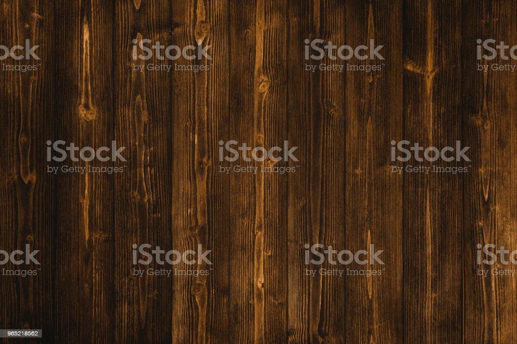 Dark brown wood texture with natural striped pattern background zbiór zdjęć royalty-free