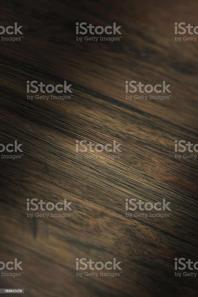 Dark brown wooden background royalty-free stock photo