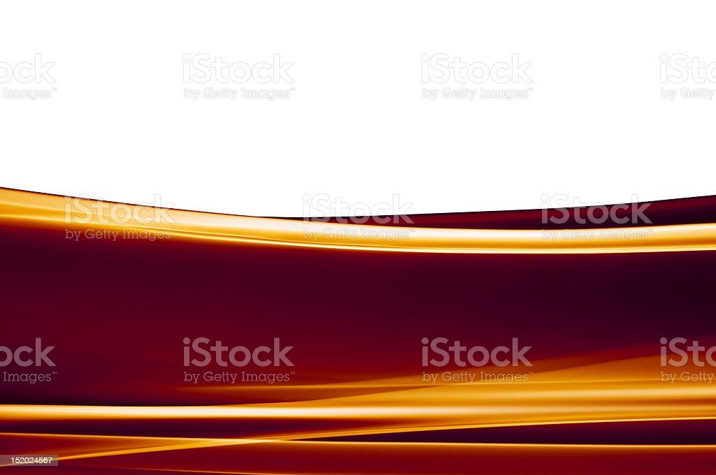 dark brown-orange background on white royalty-free stock photo