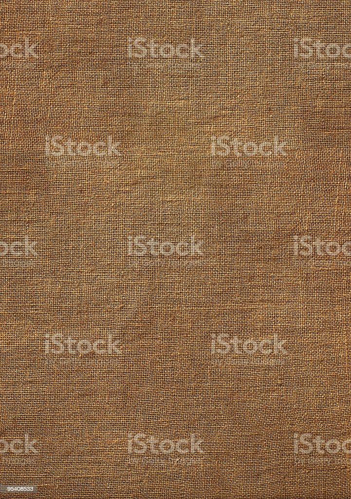 Dark burlap background stock photo
