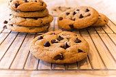 ダークチョコレートチップクッキー