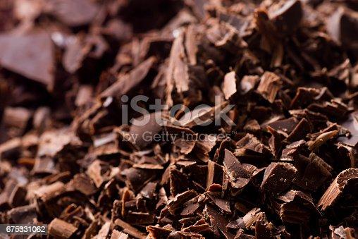 istock dark chocolate chunks 675331062