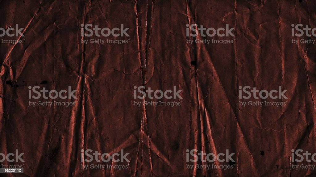 Cioccolato scuro carta XXL foto stock royalty-free