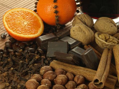 Chocolate Negro Foto de stock y más banco de imágenes de Avellana