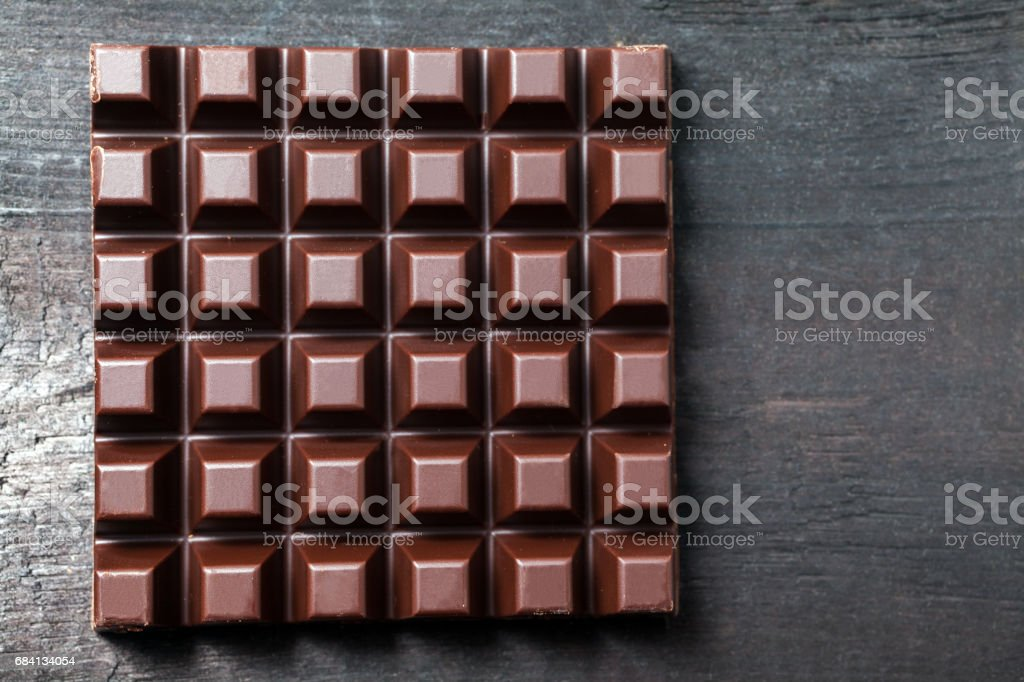 Dark chocolate zbiór zdjęć royalty-free