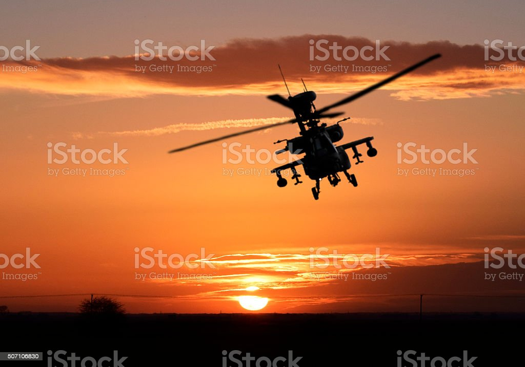 Dark destroyer stock photo