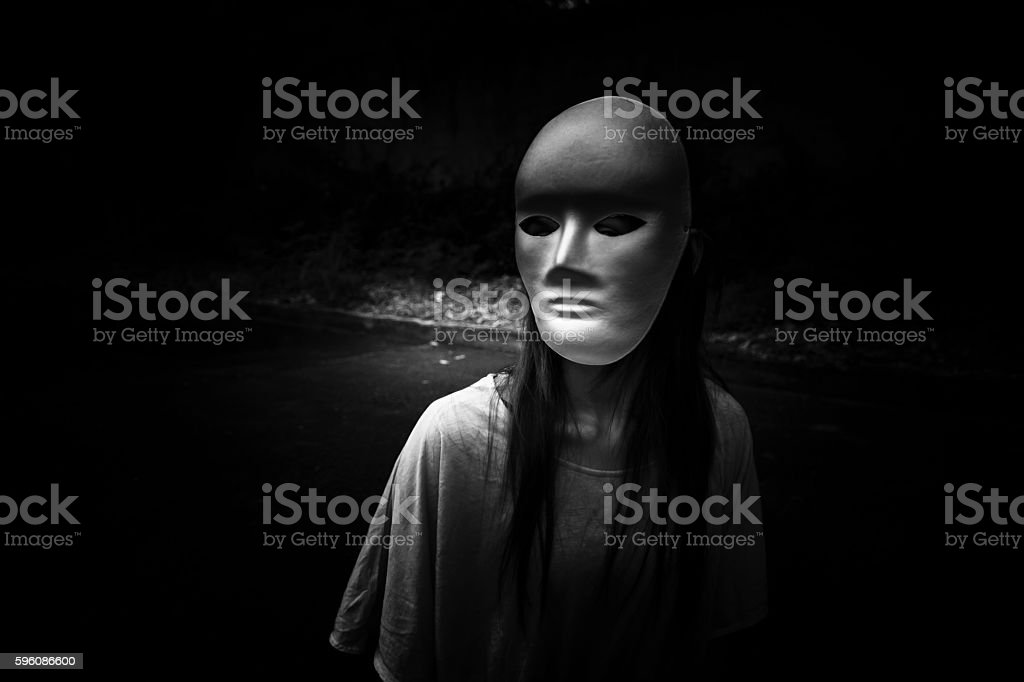Dark doctrin royalty-free stock photo