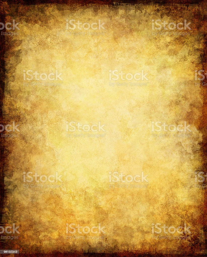 Dark Edged Grunge royalty-free stock photo