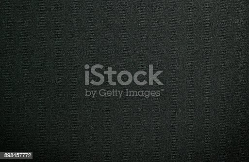 istock Dark fabric texture background use us a subtle and original dark texture for your design project 898457772