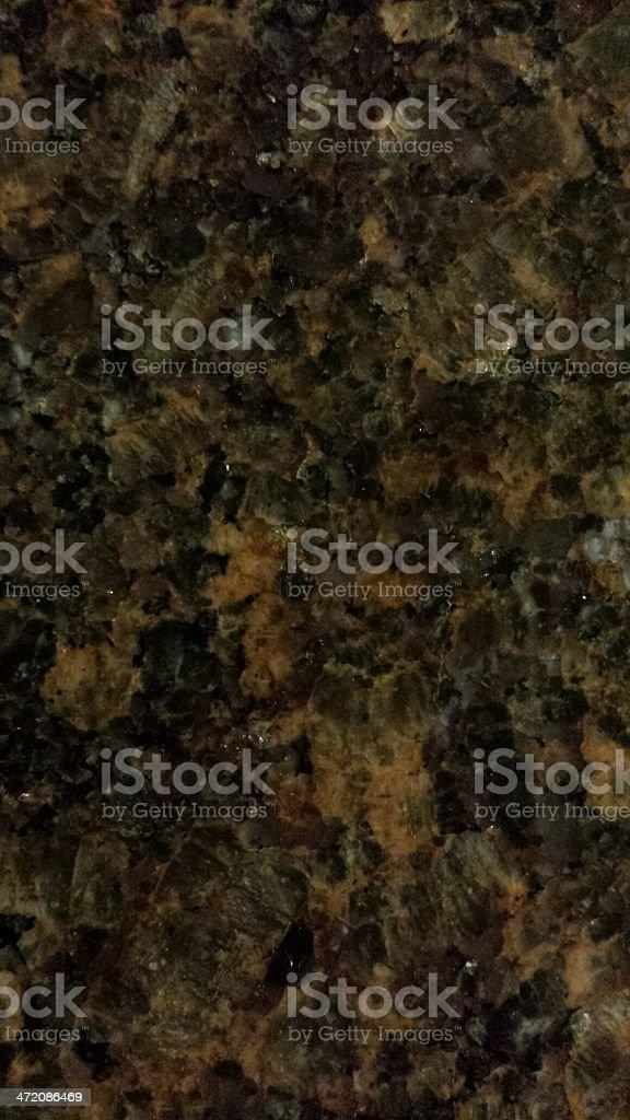 dark granite stock photo