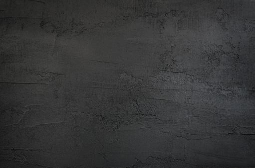 istock Dark gray and black texture concrete background 1055588008