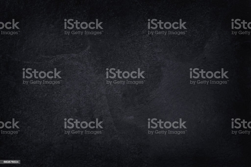 Dark gray black slate natural pattern for background and design art work. Black stone texture background. - Photo