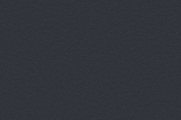 Dark Gray Color paper texture background stock photo