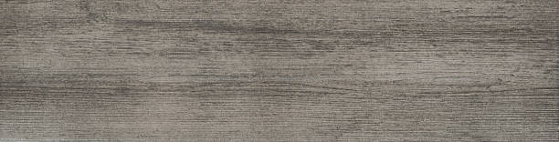 Dark Gray Wood Texture Ceramic Tile Background (Seamless) stock photo