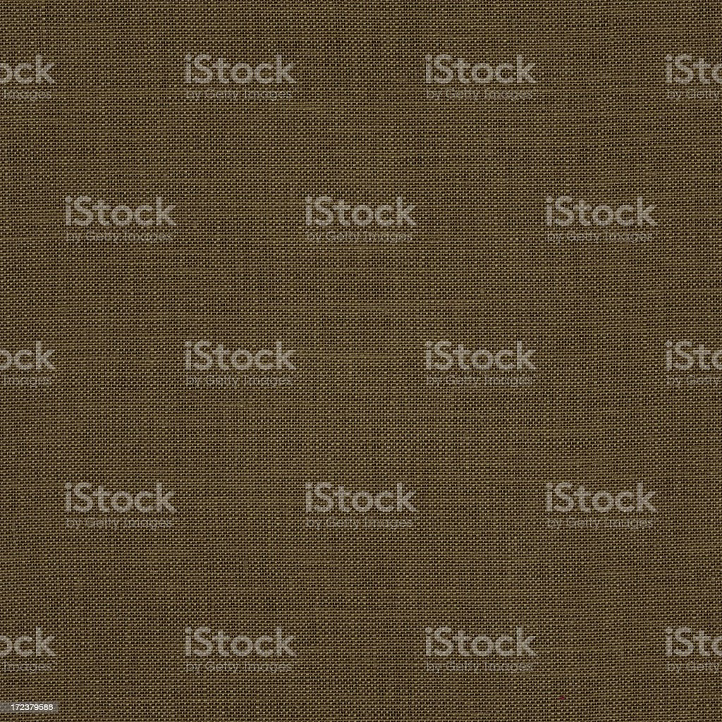 dark green and brown canvas texture royalty-free stock photo
