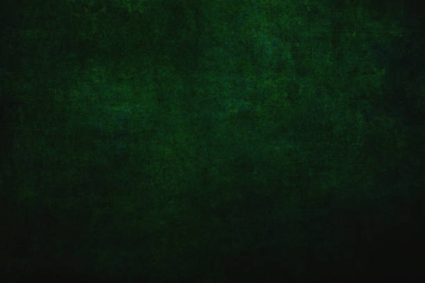 dark green grunge texture stock photo