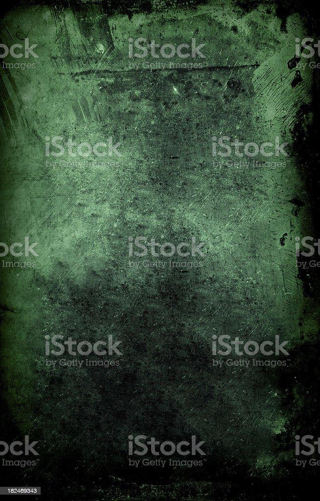 dark greenish grunge background royalty-free stock photo