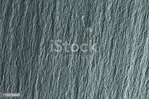 istock Dark grey black slate background or texture 1153236561
