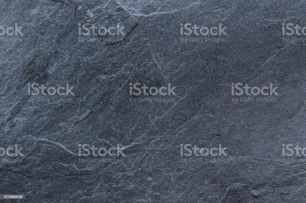 dark grey black slate  background or texture stock photo
