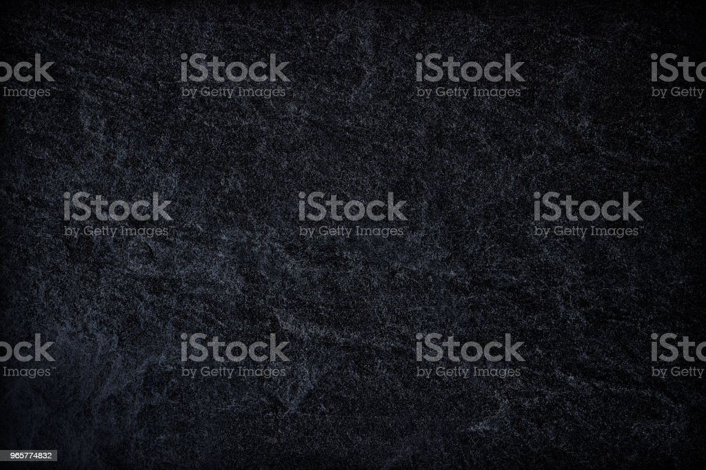 Dark grey black slate background or texture. - Royalty-free Abstract Stock Photo