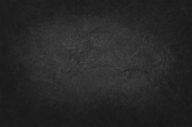donkergrijs zwart leisteen textuur in natuurlijke patroon met een hoge resolutie voor achtergrond en design art work. zwarte stenen muur. - leisteen stockfoto's en -beelden