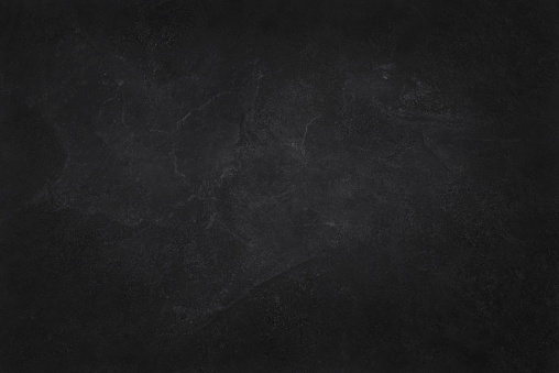 istock Dark grey black slate texture in natural pattern with high resolution for background and design art work. Black stone wall. 915155290