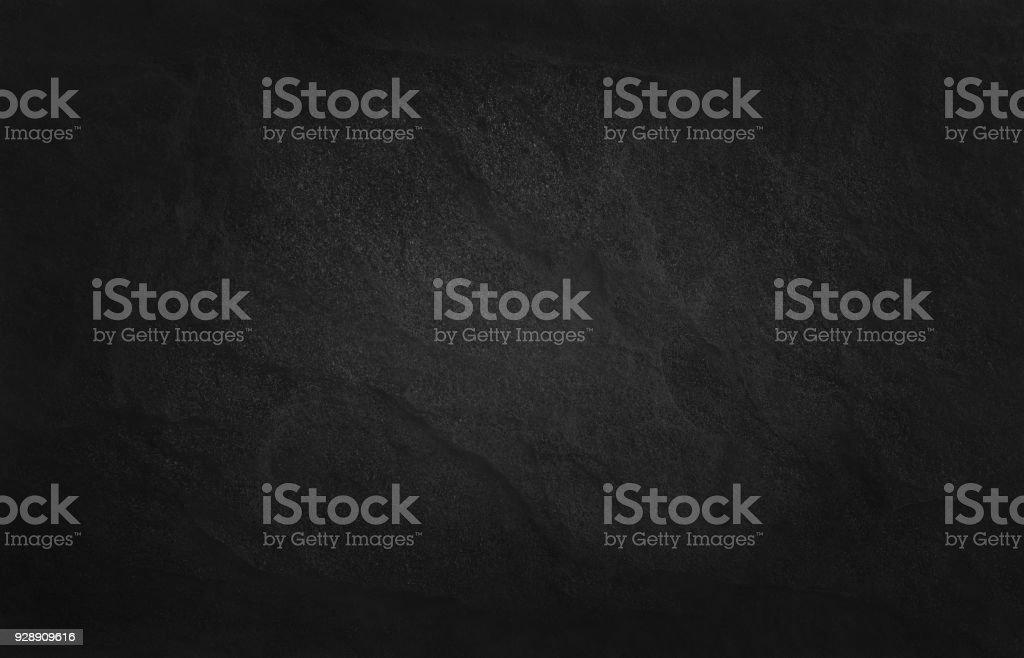 Dunkel grau schwarzen Schiefer Textur in natürlichen Muster mit hoher Auflösung für Hintergrund und Design-Kunstwerk. Schwarzen Steinmauer. – Foto
