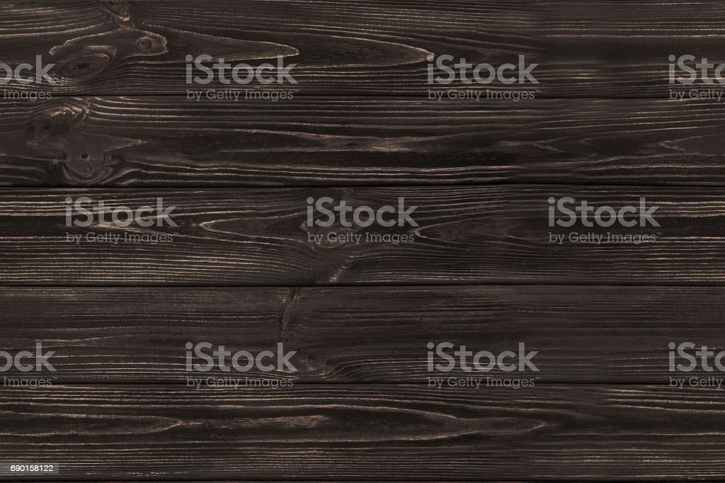 SEAMLESS dark grey wooden background stock photo