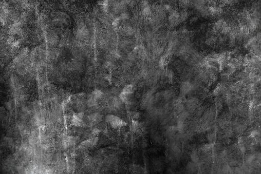 istock Dark grunge textured wall closeup 1142631214