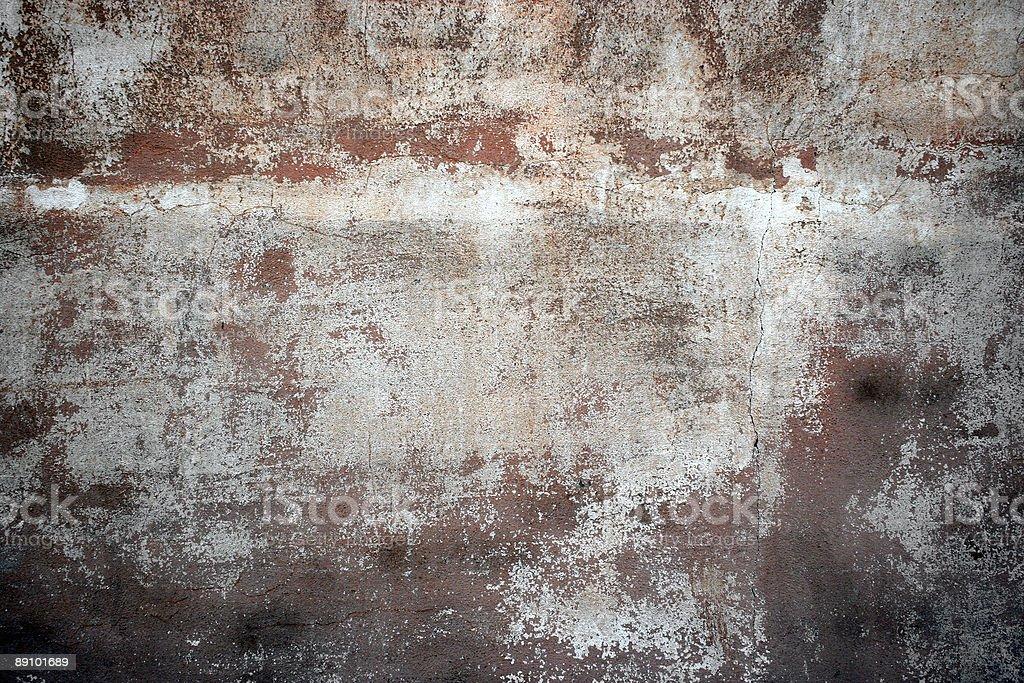 Dark grunge wall royalty-free stock photo