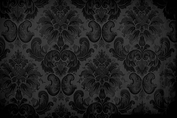 Dark Grunge wallpaper background stock photo