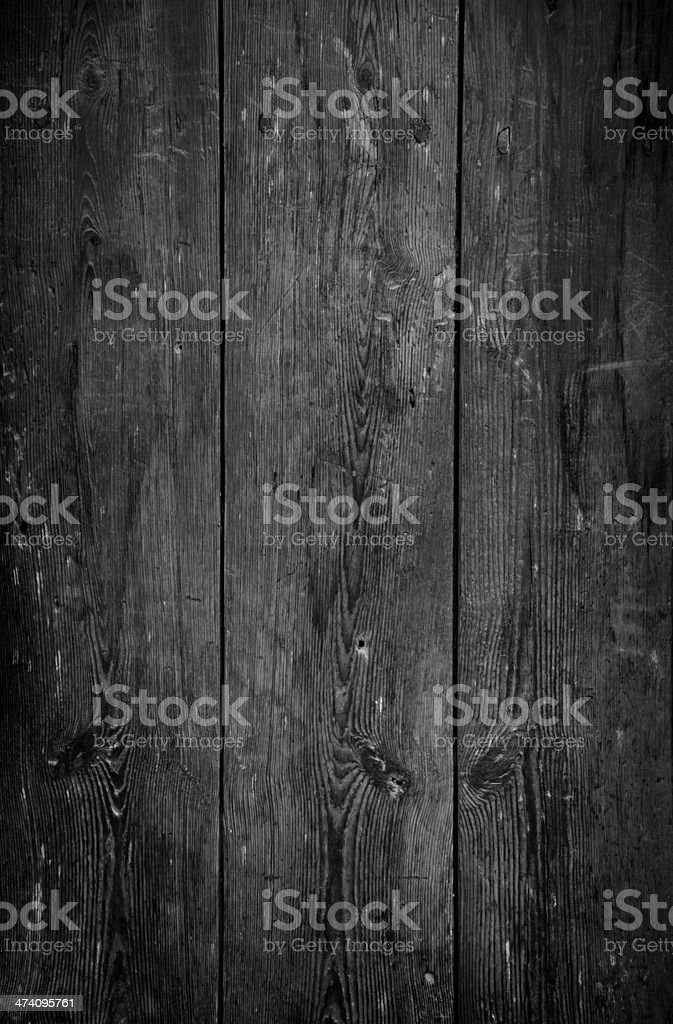 Dark Grunge Wooden Background stock photo