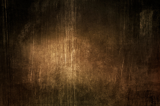 Grungy background or textue with dark vignette borders