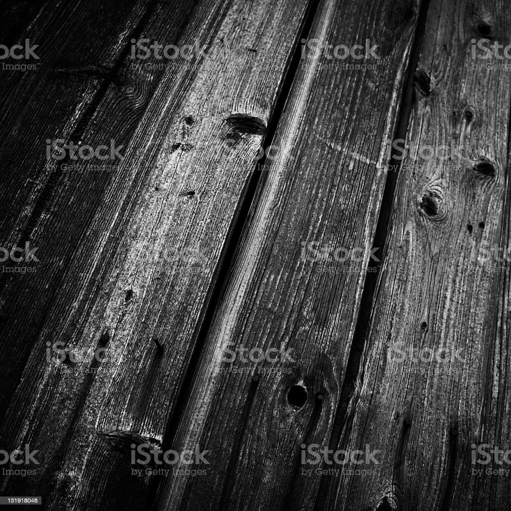 Dark grungy wooden background royalty-free stock photo