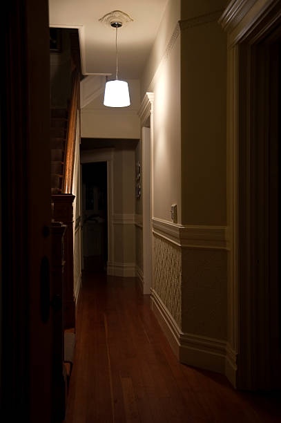 14,725 Hallway Night Stock Photos, Pictures & Royalty-Free Images - iStock