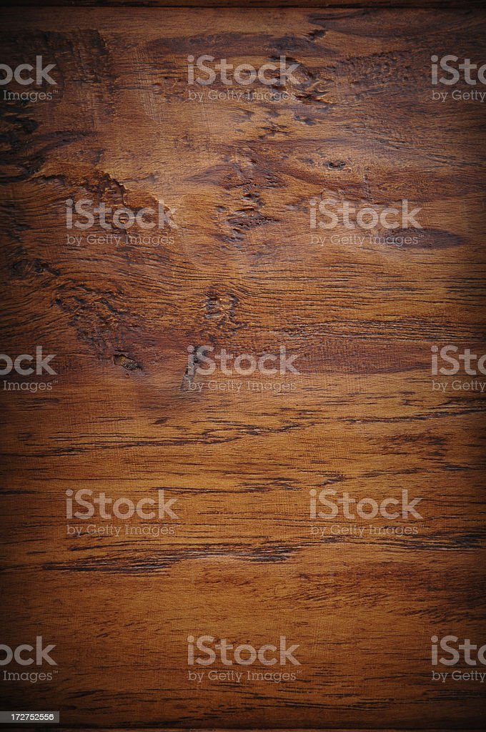 Dark Hardwood royalty-free stock photo