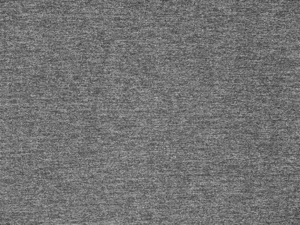 dark heather gray polyester activewear knitted fabric - nylon texture stock pictures, royalty-free photos & images