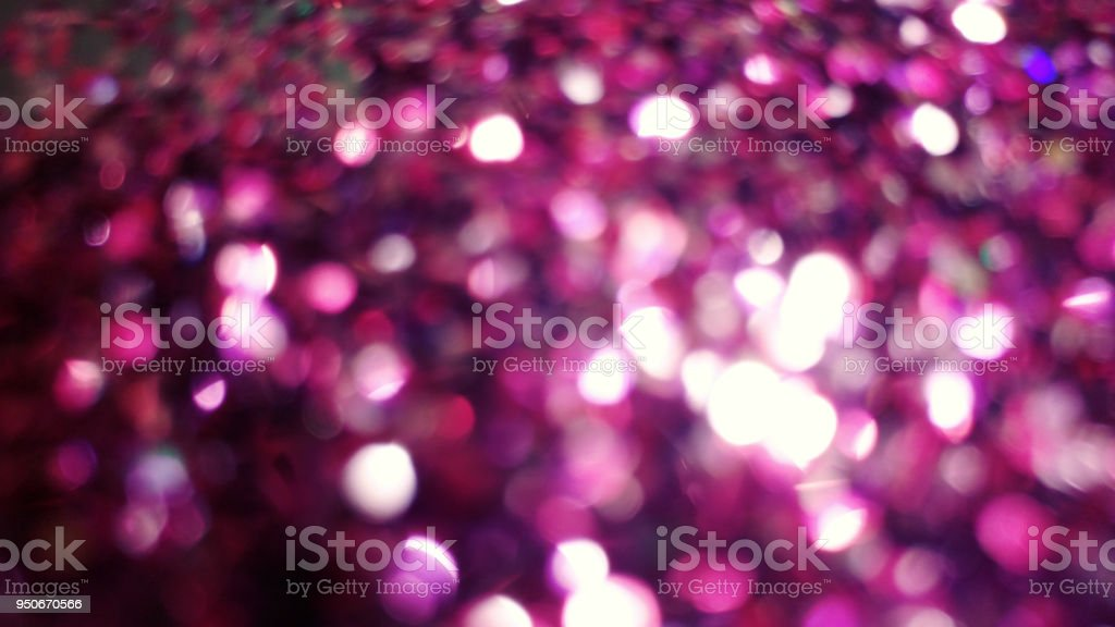 dark magenta bokeh lights in many various bright and pretty colors