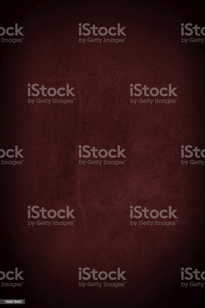 Dark maroon wall background stock photo