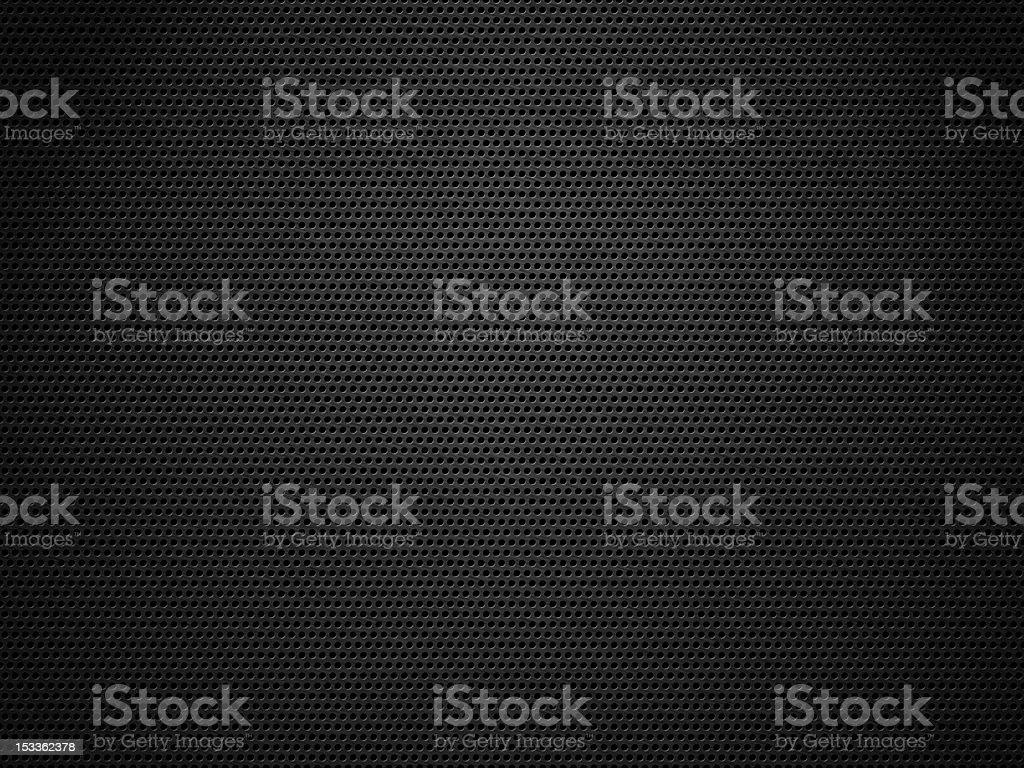 Dunklem Metall-mesh – Foto