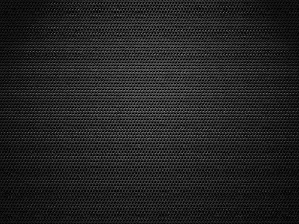 ダークメタルメッシュ - ます目 ストックフォトと画像