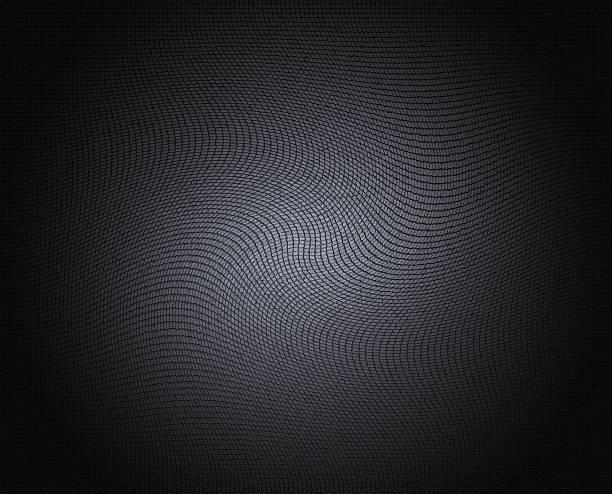 Dark Metal stud pattern. stock photo