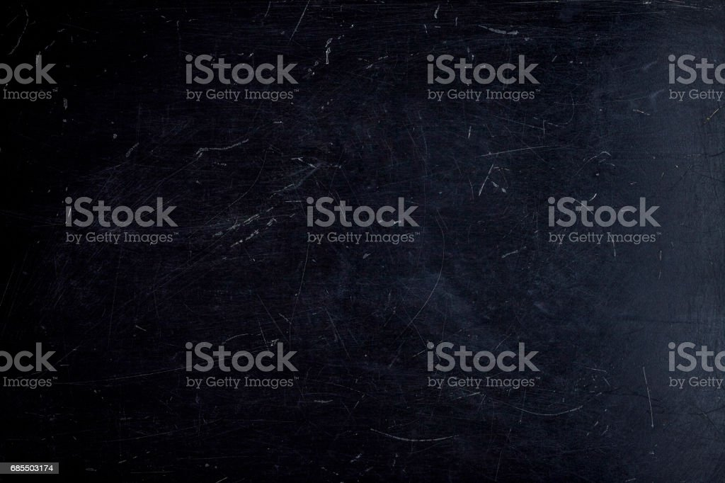 Dark Metal surface with stains stock photo