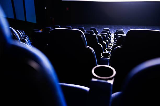 Dunkle movie theatre – Foto