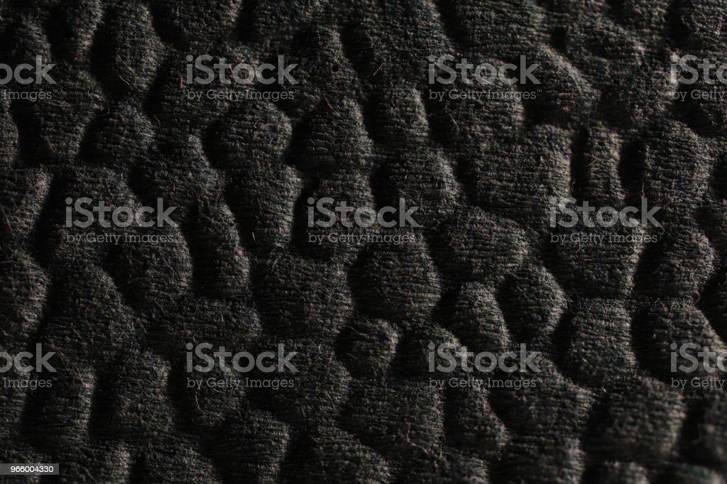 Dunkle Serviette Textur. Geprägte dekorative Ornament Hintergrund. - Lizenzfrei Abstrakt Stock-Foto
